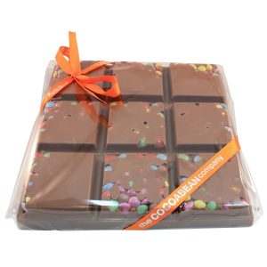 candy bean chunky slab