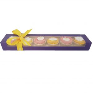 PP183 Pink Prosecco & Orchard Fruits Cupcakes
