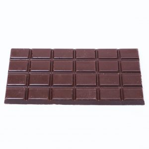 dark 85% origin chocolate bar