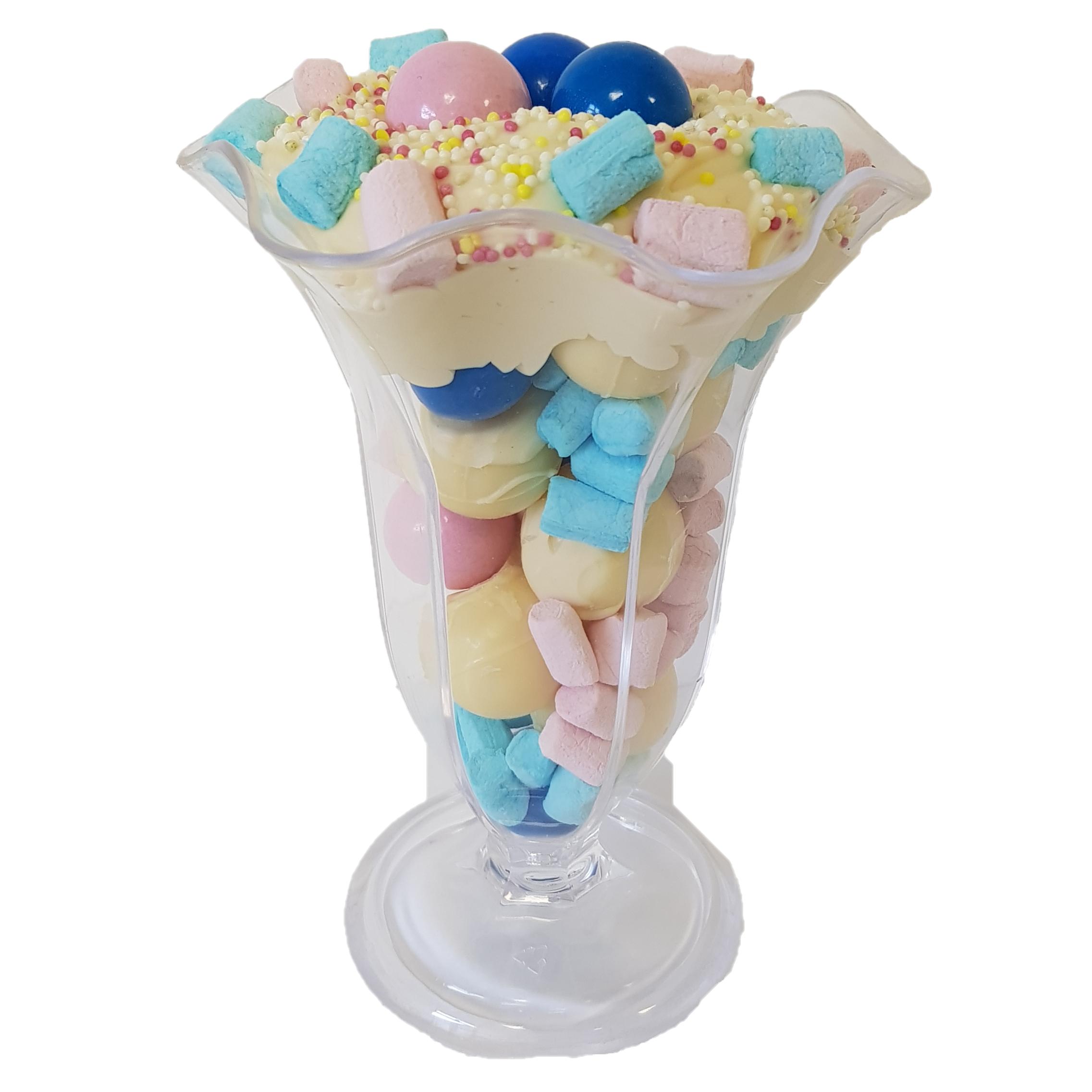 Bubble Gum Sundae