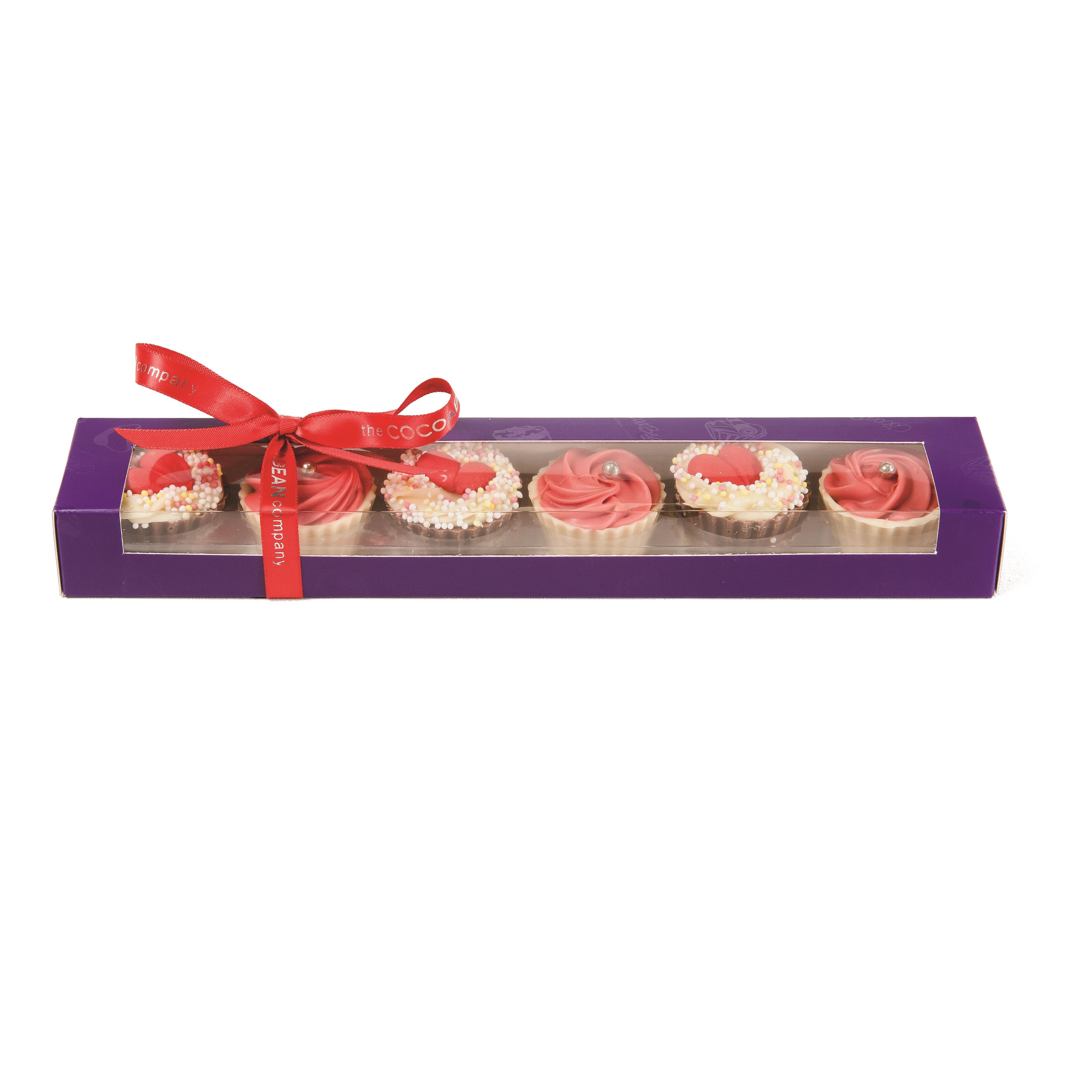 Cosmopolitan & Pimms Cupcakes