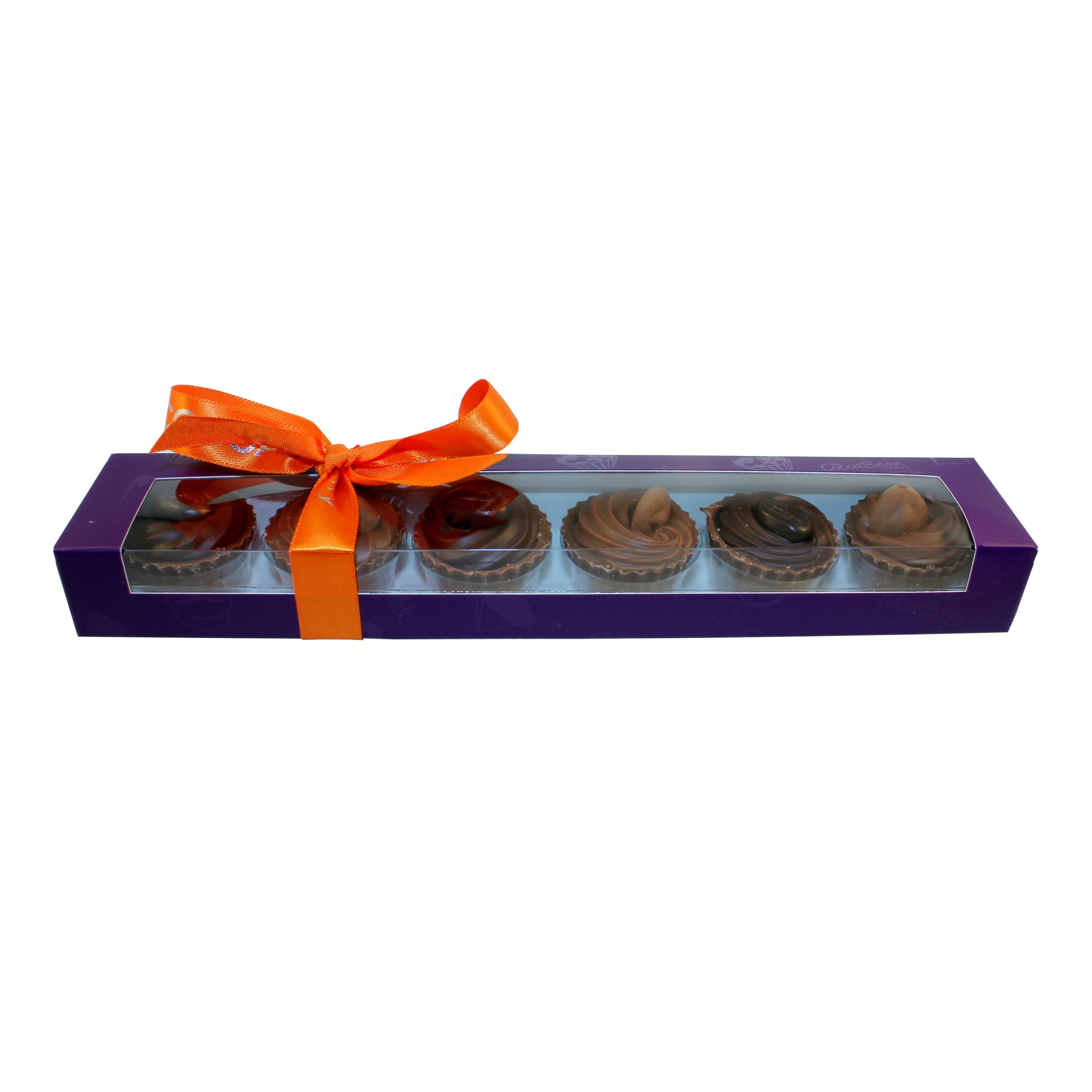 caramel & cappucino cupcakes