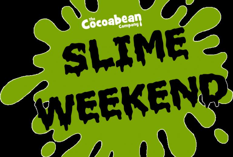 SLime weekend splat logo