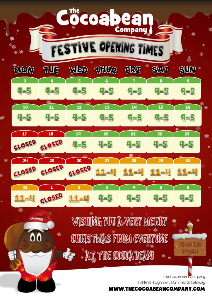 twynholm opening hours