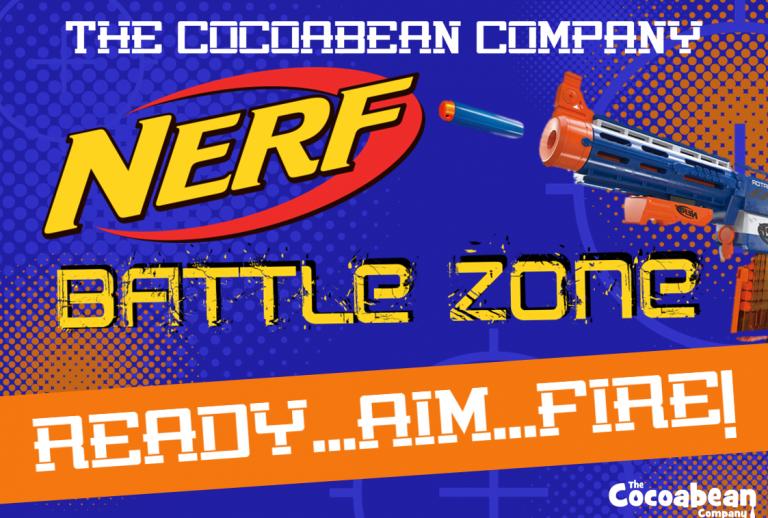 Nerf battle zone ready aim fire