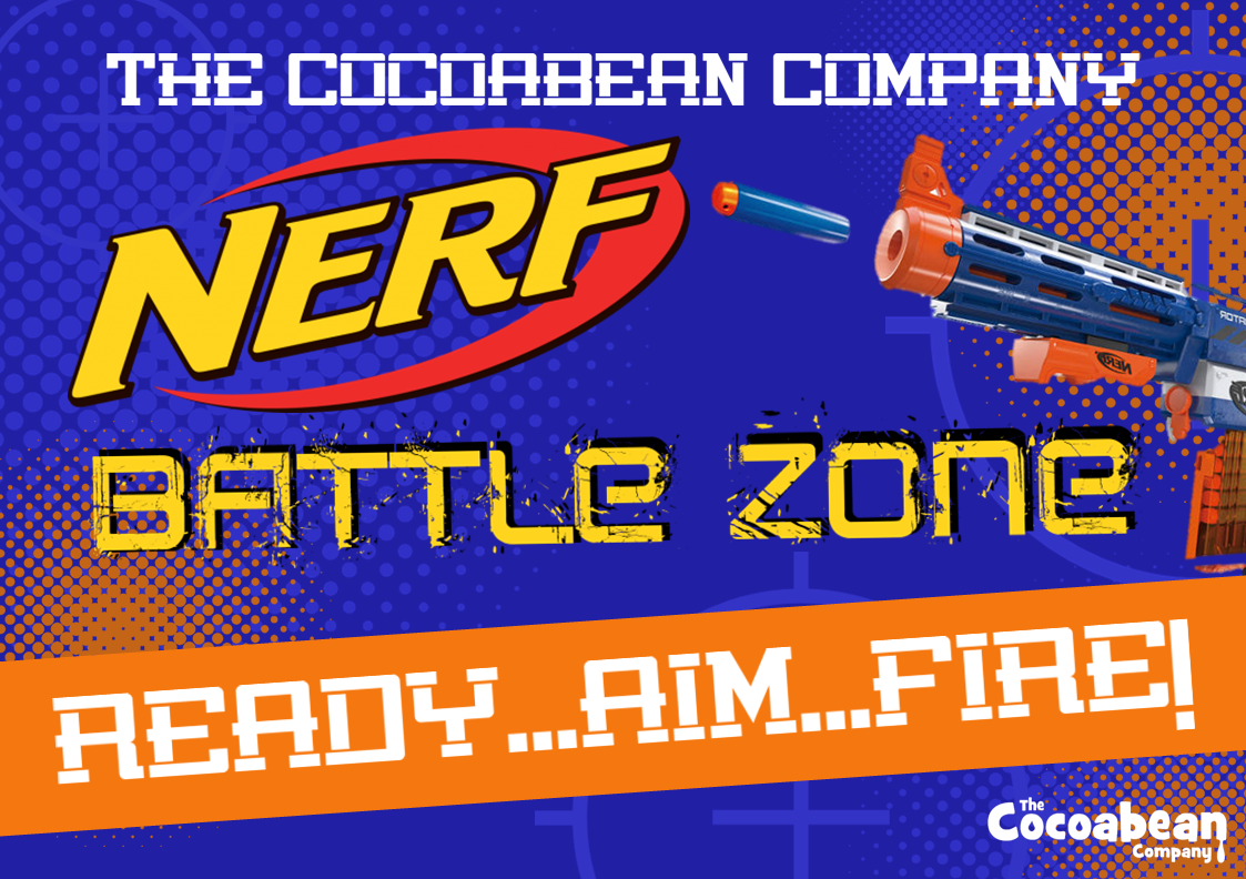 Nerf battle zone ready aim fire