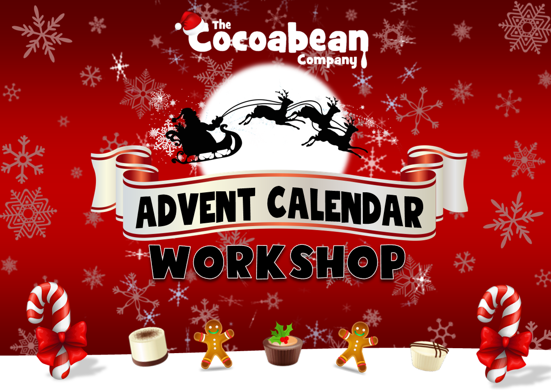 chocolate advent calendar workshop at the cocoabean company