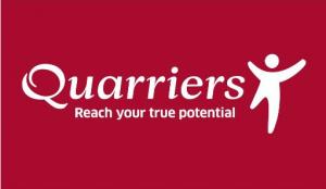 pink quarriers logo