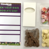 cocoabean make your own chocolate bar activity kit parts