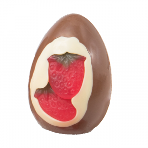 Giant Strawberry Inclusion Egg