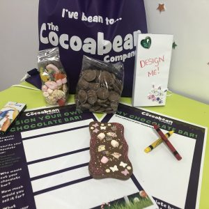 design your own chocolate bar kit