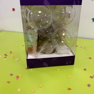 purple box and choc bombs kit