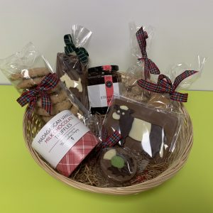 large scottish hamper
