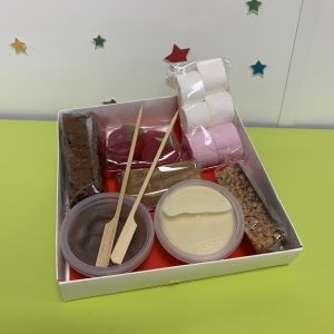 chocolate fondue kit