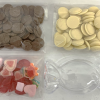 cocoabean chocolate candy shakey shape activity kit