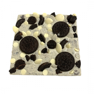 Oreo chocolate chunky slab