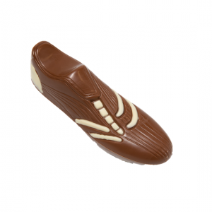 chocolate football boot cocoabean