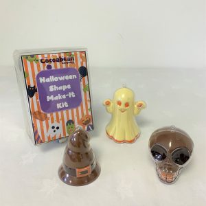 halloween chocolate kit spooky shape