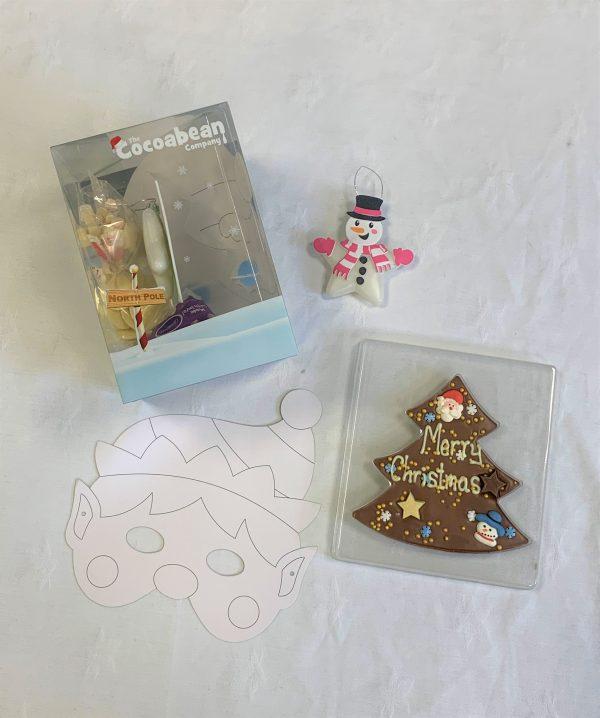 christmas activity kit for children