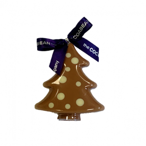 chocolate tree shape