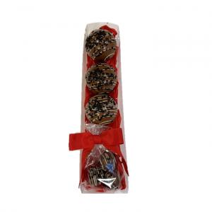 chocolate baileys hot chocolate bombs