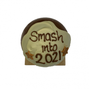 chocolate smash bomb