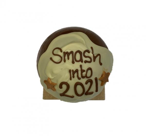 chocolate smash bomb