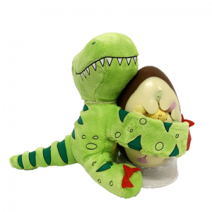 dinosaur teddy and egg