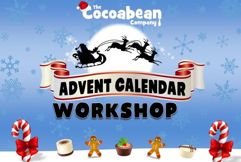 cocoabean advent calendar workshop
