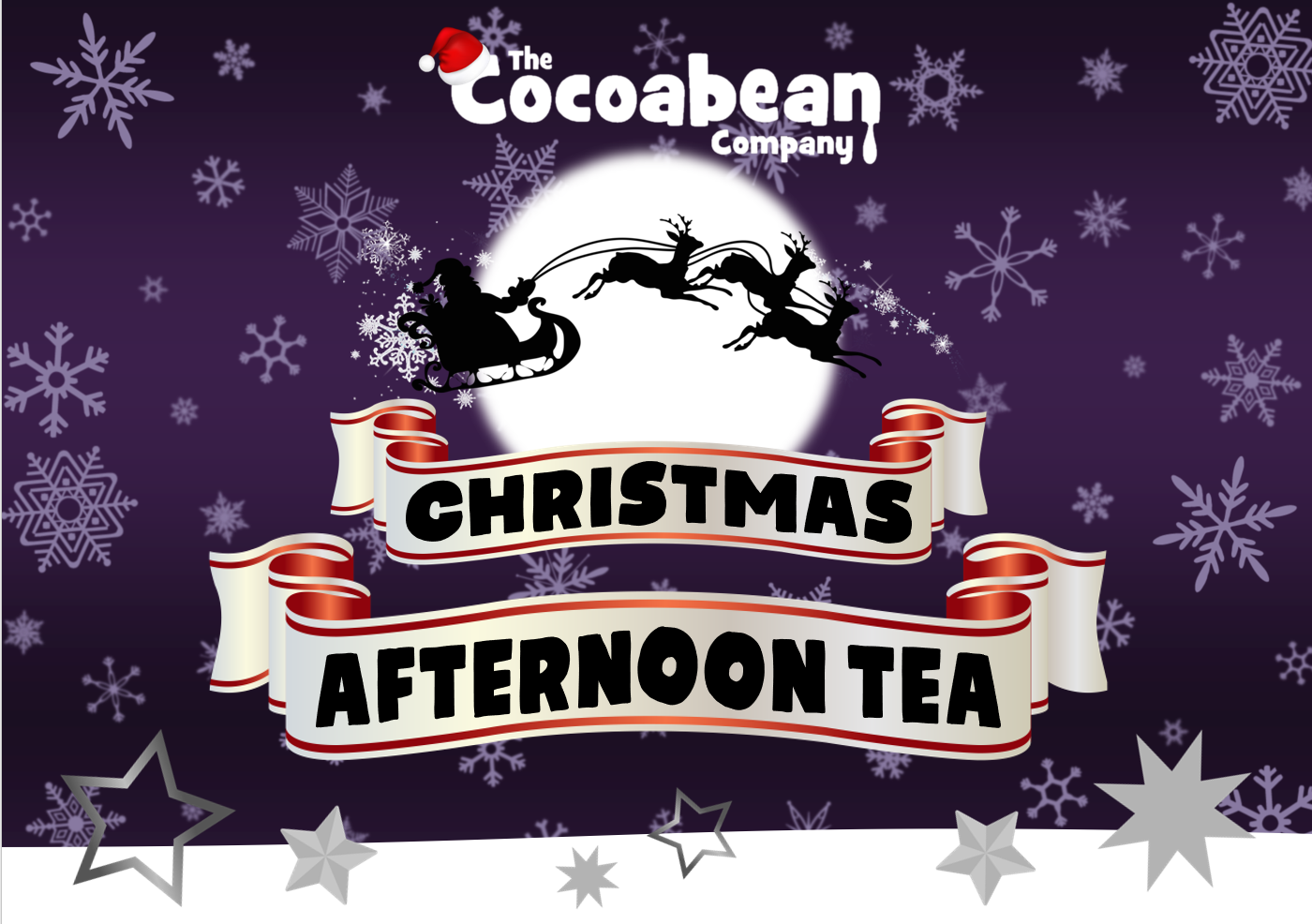 christmas afternoon tea header cocoabean