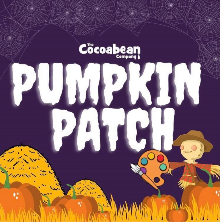 cocoabean company pumpkin patch 2021