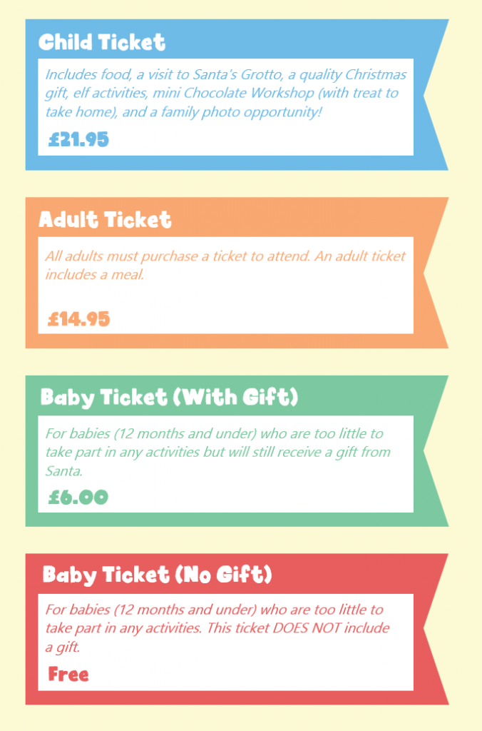 cocoabean ticket price list